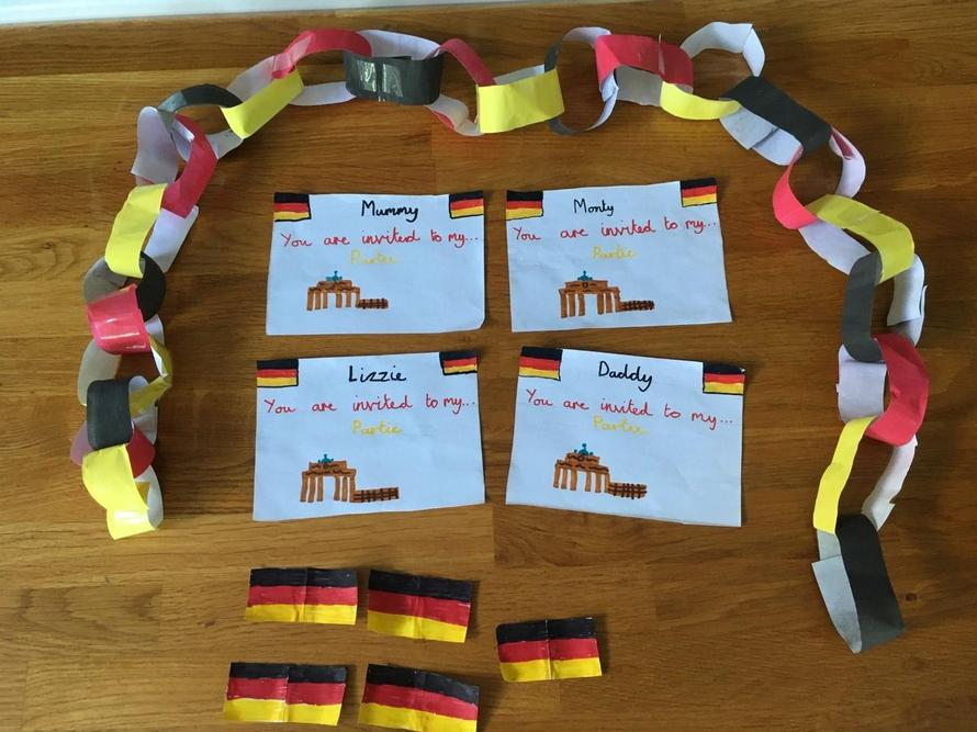Pippa's Germany topic
