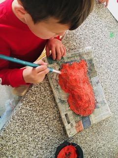 Mack completing a 3D model of Ayres Rock