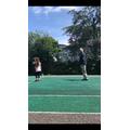 Ellie's sporting marathon 5