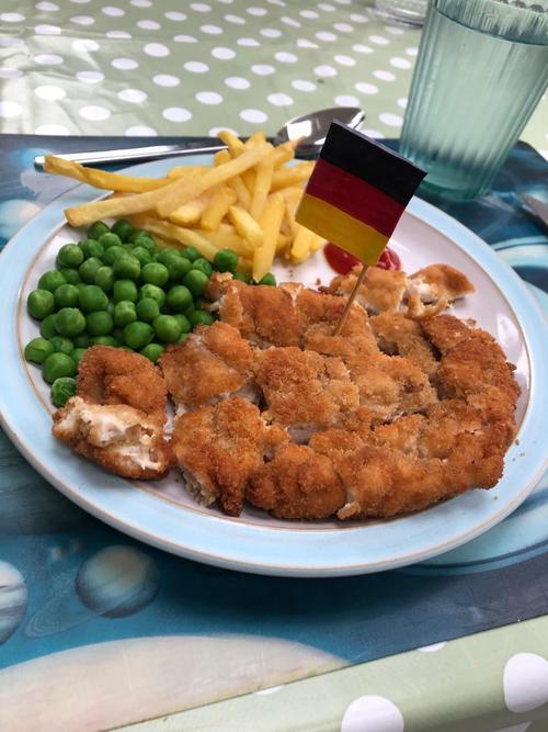 Pippa's German Dinner