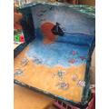 Minnie's ocean art project 4