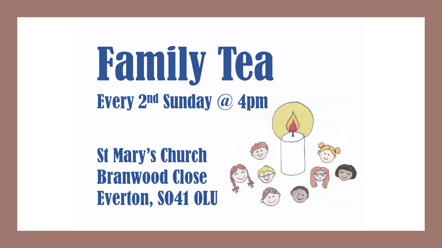 Family Tea at Everton