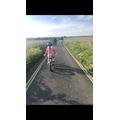 Ellie's sporting marathon 1