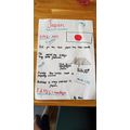 Maci's Japan Topic Work