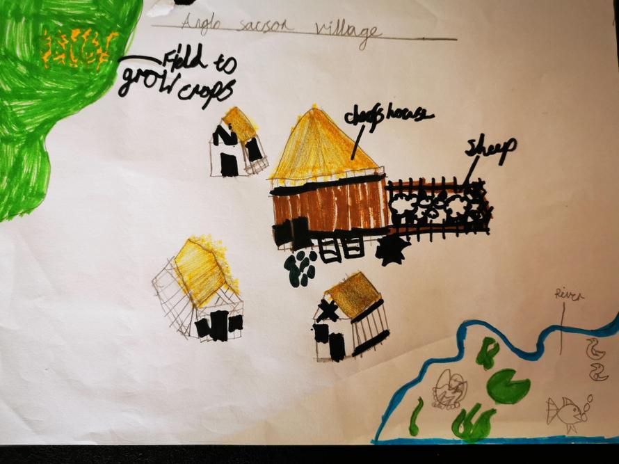 Rudy's Anglo Saxon Village