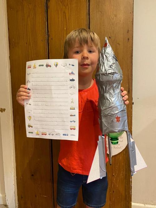 We love this rocket!