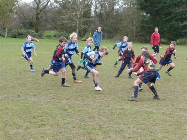 Jacob gives the opposition the slip.