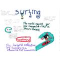 Joe's Surfing Poster