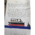 Kit's Titanic research