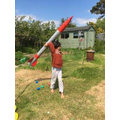 Thea's Rocket
