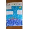 Cool kayaking by Luke