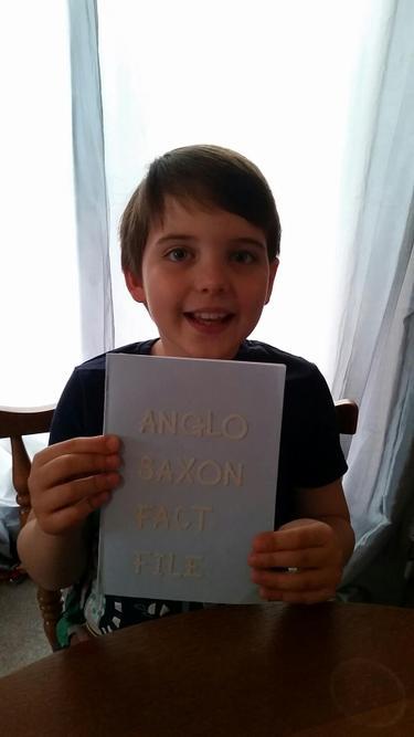 Anglo-Saxon Fact File