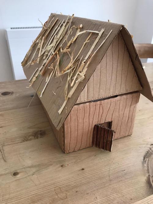 Calum's Anglo-Saxon house