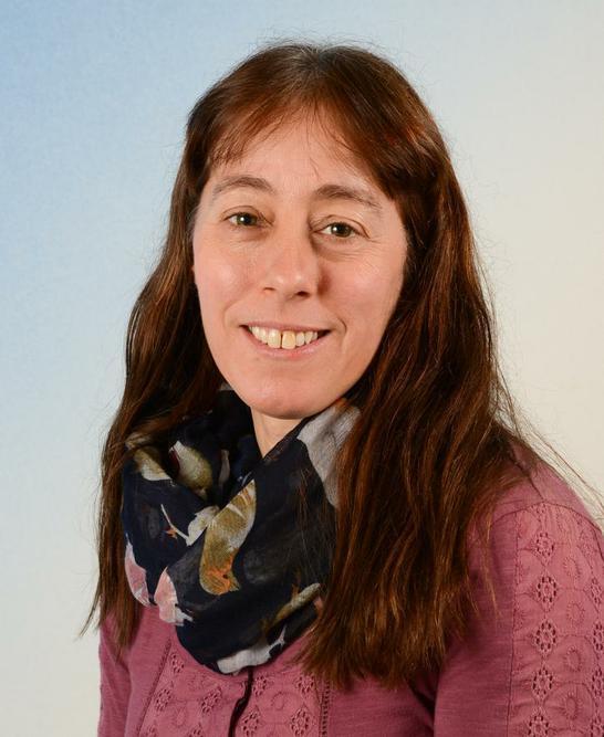 Miss P Webb - EYFS Teacher