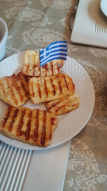 Halloumi - perfectly grilled