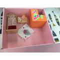 Lottie's miniature house