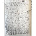 Rafe's Titanic writing 1
