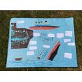 Toby's Titanic Poster