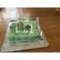 Elsie's Football Cake