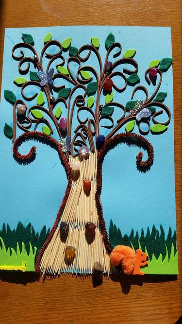 Luke's Tree of Life