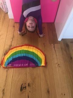 Handstands & Rainbows - amazing!