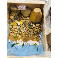 Herbie's polluted beach model 3