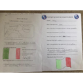 Maisy's Italy Fact File