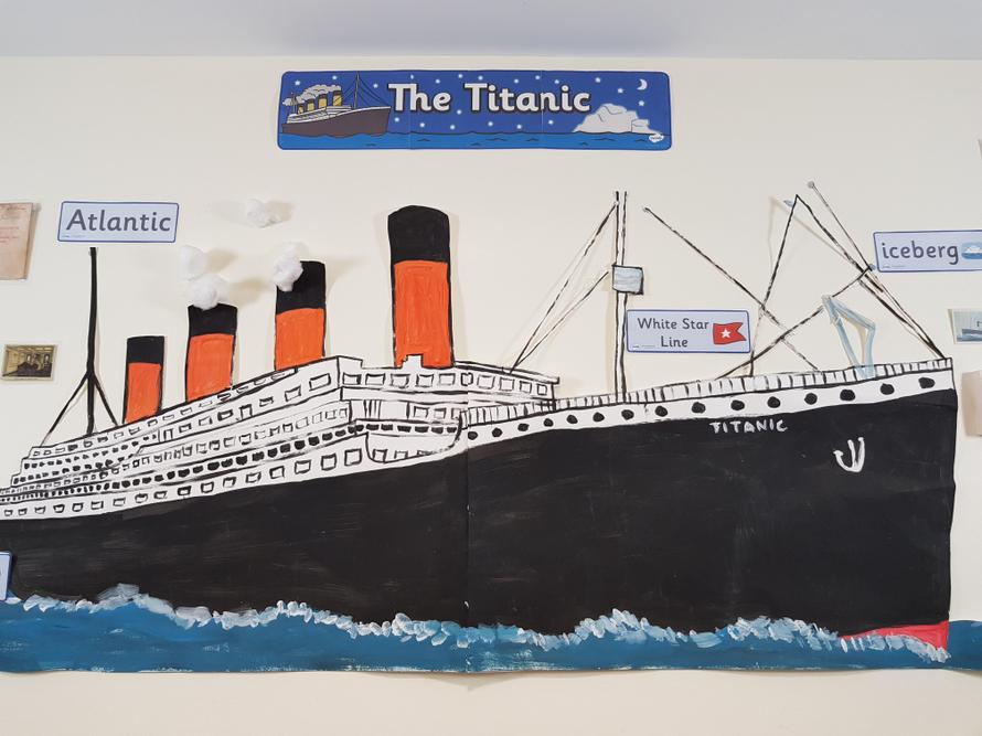 Y5/6 - Who was to blame for the Titanic tragedy?