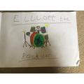 Elliott the Rockstar