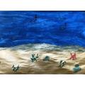 Liam's seascape