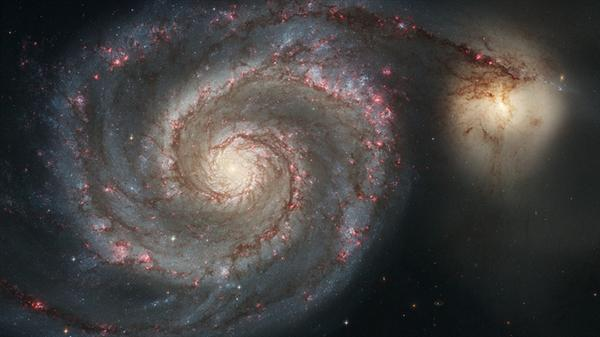Spiral Galaxy - Hubble Telescope