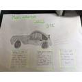 Liam's favourite car - the AMG GTR.