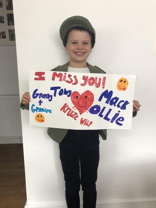 Hamish's Message