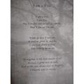Ava's tree-riffic poem!
