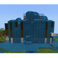 Marysia's Minecraft House - unusual, but cool!