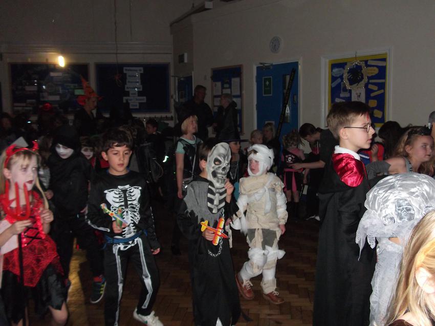 Halloween Disco 1