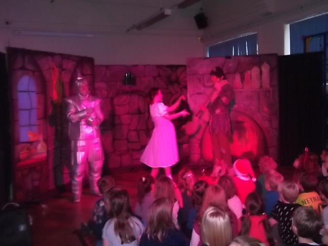 The Wizard of Oz at Milford 1