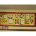 Y2 - Learnt about some of the Chinese Traditions