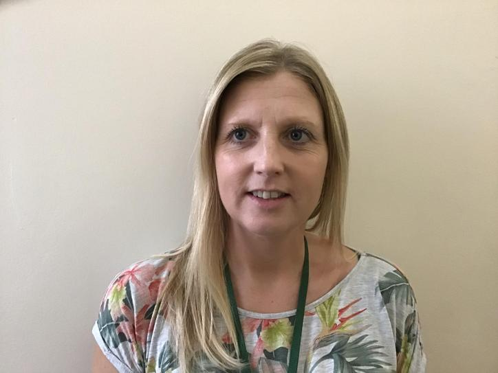 Mrs Haughty - Reception Teaching Assistant