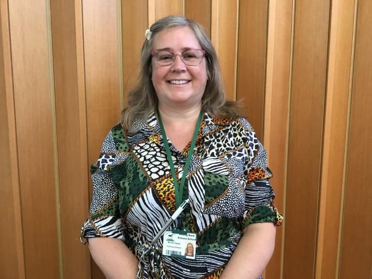 Mrs Dipple - Deputy Club Manager