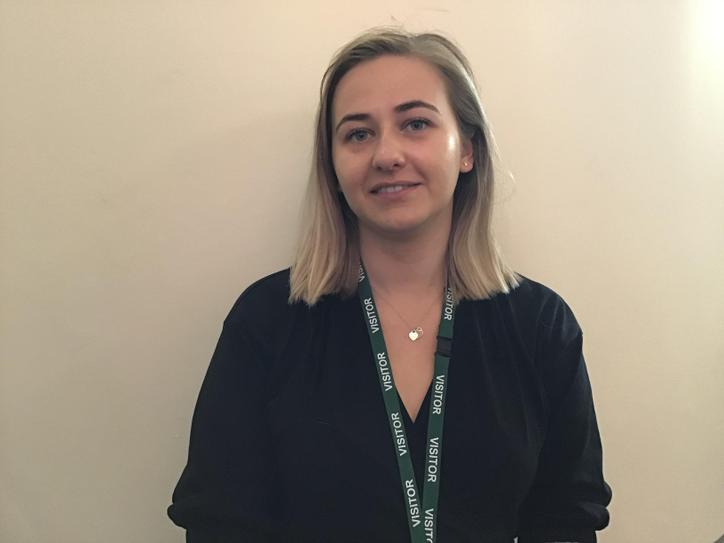 Miss Dew - Year 2 Teaching Assistant