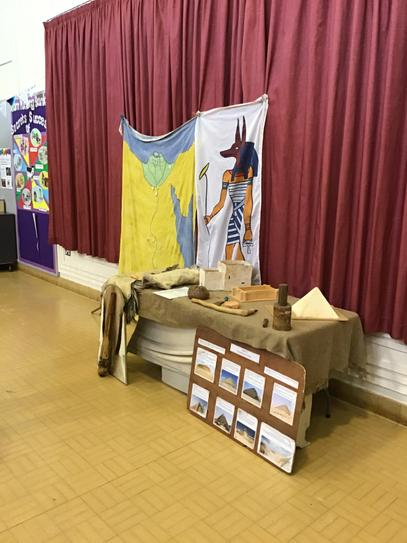 Egyptian Day introduction