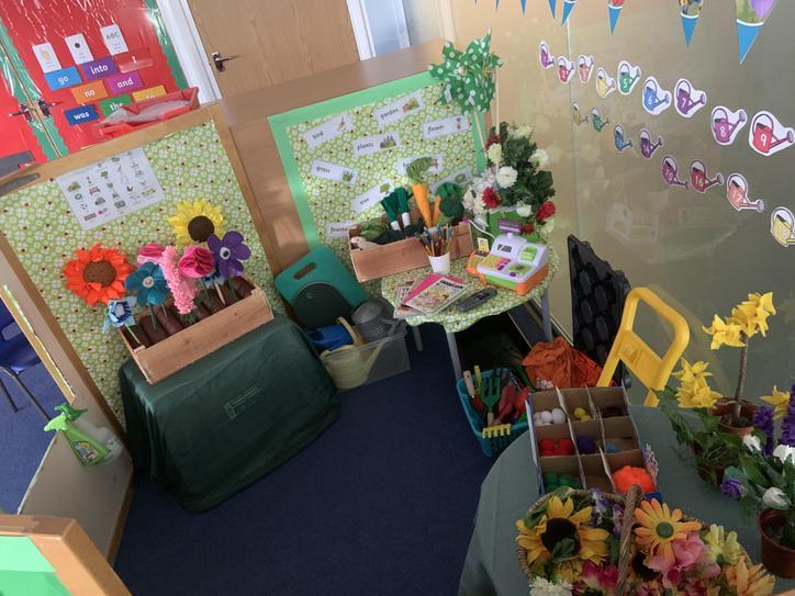 Garden Centre (Role Play)