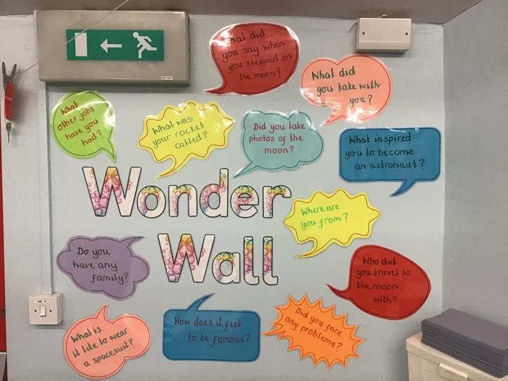Our Wonder Wall