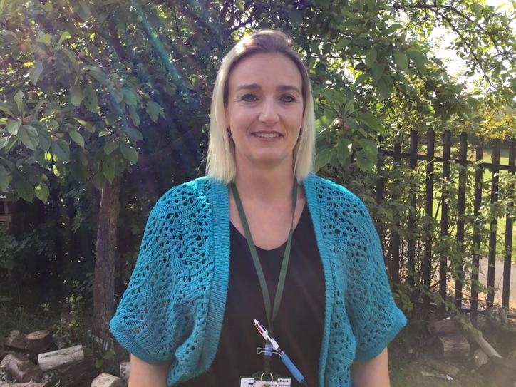 Mrs Briscoe - Assistant Club Manager