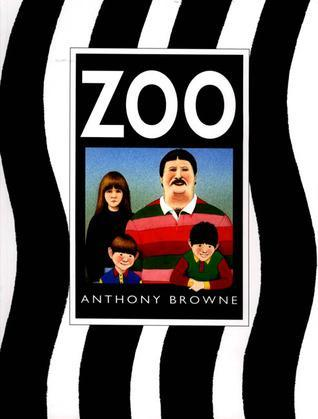 Our Spring Term book by Anthony Browne