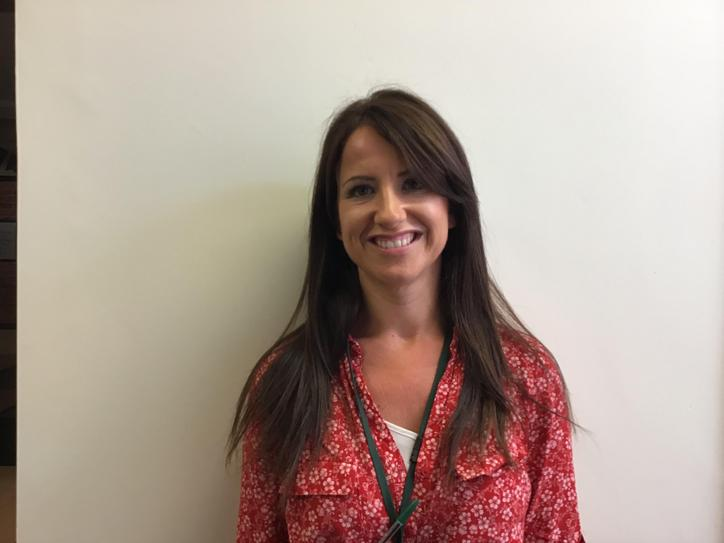 Mrs Palmer - Year 1 Teaching Assistant