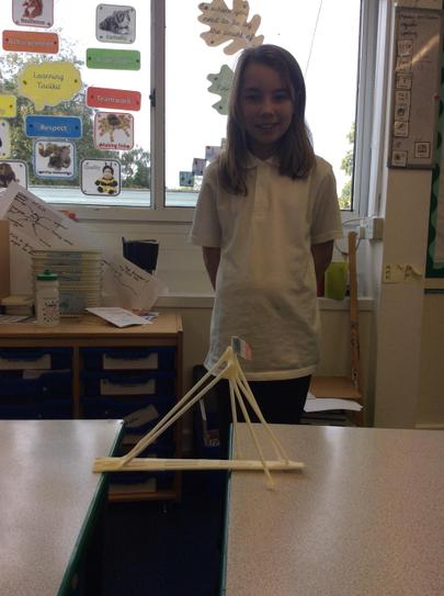 We discussed how to create a structure that would mean its stands by itself.