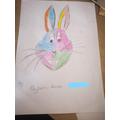 Payton-Rose votes for Rabbits! Beautiful work!