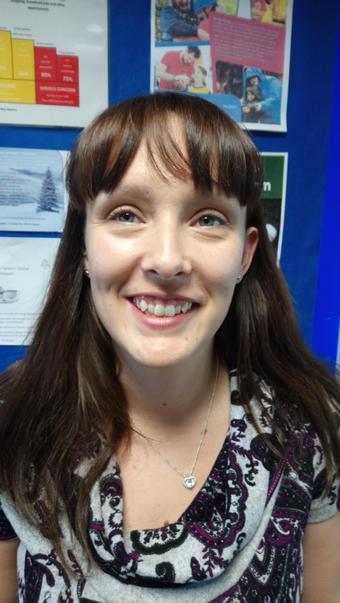 Mrs Jo Courtney (Office Assistant)
